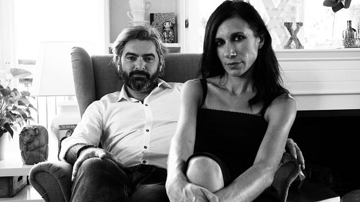 coppiacei bianco e nero